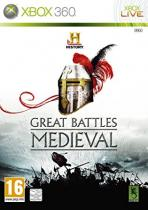 History Great Battles Medieval (Xbox 360)