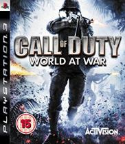 Call of Duty World at War (PS3)