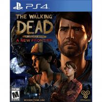 The Walking Dead The Telltale Series (PS4)