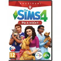 ELECTRONIC ARTS The Sims 4 Psi a Kočky (PC)