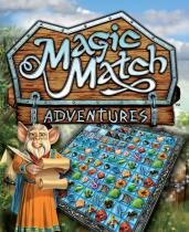 BEST ENTGAMING Magic match adventures (PC)