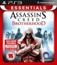 Assassins Creed Brotherhood Essentials (PS3)