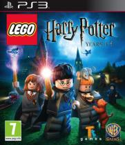 LEGO Harry Potter 1-4 (PS3)