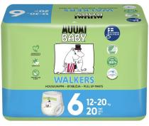 MUUMI BABY Walkers 6 Junior 12-20 kg