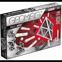 Geomag Black & White 68 pcs