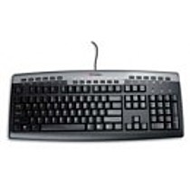 Logitech kláv. Media Keyboard, PS/2, retail