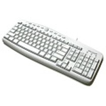 MS Wired Keyboard Win32 (PS/2) CZ