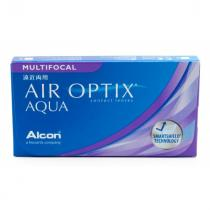 Alcon Air Optix Aqua Multifocal 3 čočky