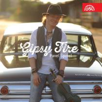 Pavel Sporcl: Gipsy Fire (CD / Album)