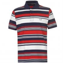 Pierre Cardin Pierre Cardin Stripe Polo Shirt Mens