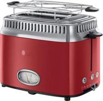 Russell Hobbs Russell Hobbs Retro Ribbon Red 21680-56