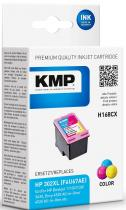 HP KMP H168CX ink cartridge color compatible with HP F6U67AE