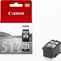 Canon Canon originální ink PG512BK, black, 400str., 15ml, 2969B001, Canon MP240, 260, 480