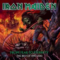 Iron Maiden - From fear to eternity-The best of 1990-2010, 2CD, 2011