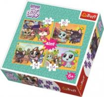 Trefl Puzzle Littlest Pet Shop