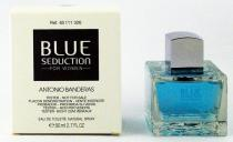 Antonio Banderas Antonio Banderas Blue Seduction For Women W EDT 80ml TESTER