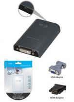 I-Tec I-TEC USB Display Adapter TRIO - video adaptér