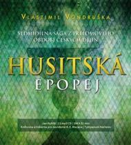 Tympanum Jan Hyhlík – Husitská epopej (MP3-CD) – CD-MP3