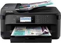 Epson Epson WorkForce WF-7710DWF A3, All-in-One, LAN, duplex, ADF, Fax, WiFi, NFC