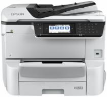 Epson EPSON tiskárna ink WorkForce Pro WF-C8690DWF, 4in1, A3, 1200x4800, 35ppm draft,USB 3.0, LAN, NFC, WIFI, Ethernet, DUPLEX, C11CG68401