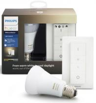 Philips Startovací sada Philips Hue 10,5W, E27, White Ambiance + Dimming Switch (8718696678404)