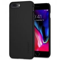 Spigen Spigen Thin Fit Black iPhone 7/8 Plus (055CS22238)