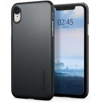 Spigen Spigen Thin Fit Graphite Gray iPhone XR (064CS24865)