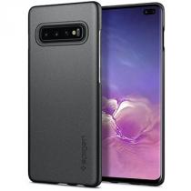 Spigen Spigen Thin Fit Galaxy S10+, šedá 606CS25757