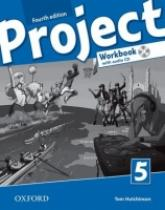Project 5 Workbook Fourth Edition + CD