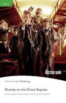 PER | Level 3: Doctor Who: Mummy on the Orient Express Bk/MP3 Pack