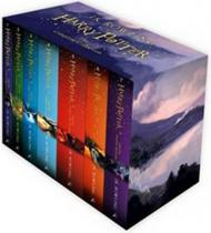 Bloomsbury Harry Potter Box Set - Rowlingová Joanne Kathleen