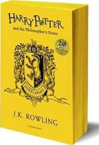 Bloomsbury Rowlingová Joanne Kathleen: Harry Potter and the Philosopher´s Stone - Hufflepuff Edition