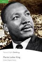 Level 3: Martin Luther King Book and MP3 Pack - Degnan-Veness Coleen