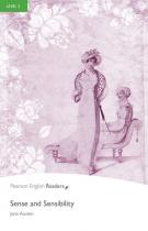 Penguin Readers 3 Sense and Sensibility & MP3 Pack - Jane Austen