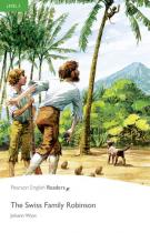 Penguin Readers 3 Swiss Family Robinson, The & MP3 Pack - Johann Wyss