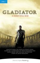 Penguin Readers 4 Gladiator + MP3 Audio CD - Dewey Gram