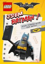 Computer Press LEGO® Batman Jsem Batman! - Linda Perina