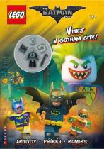 Computer Press LEGO® Batman Vítejte v Gotham City! - Kolektiv Autorů