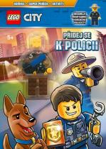 Computer Press LEGO® CITY Přidej se k policii