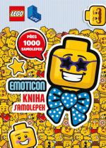 Computer Press LEGO EMOTICONS Lem1 (978-80-264-1808-5)