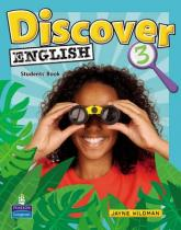 Discover English 3 Students Book CZ Edition - Jayne Wildman