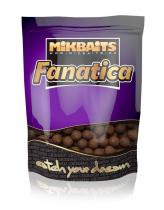 Mikbaits Fanatica - Oliheň & Black pepper & Asa 20mm 10kg
