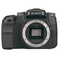 SONY Alpha A100 Body