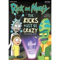 Cryptozoic Rick and Morty: The Ricks Must Be Crazy
