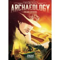 Z-Man games Archaeology: The New Expedition