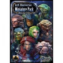 Artipia Games Among the Stars: Universe Miniatures Pack