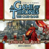 Fantasy Flight Games A Game of Thrones LCG: Lions of the Rock