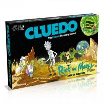 Winning Moves Cluedo: Rick and Morty