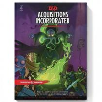 Wizards of the Coast Dungeons & Dragons: Acquisitions Incorporated