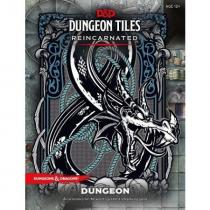 Wizards of the Coast Dungeon Tiles Reincarnated Dungeon